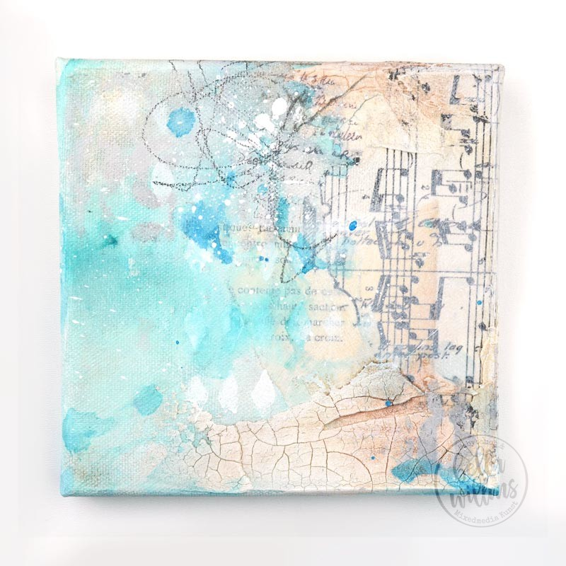 Bella Willms Art Mixedmedia